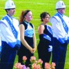 Nazareth band marches into first