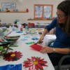 Glass artist shares craft in home classes