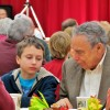 Lehigh El. hosts 4th Grandparents' Social