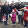 Kids shop with cops for Christmas gifts