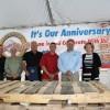 Nazareth Pallet Celebrates 30th Anniversary