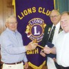 Bath Lions Club Officers Installed For Coming Year
