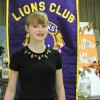 Lions Technology Helps Student With Visual Needs