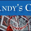 Andy's Corner | 10/8