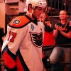 Goumas Hoping For Extended Stay With Phantoms