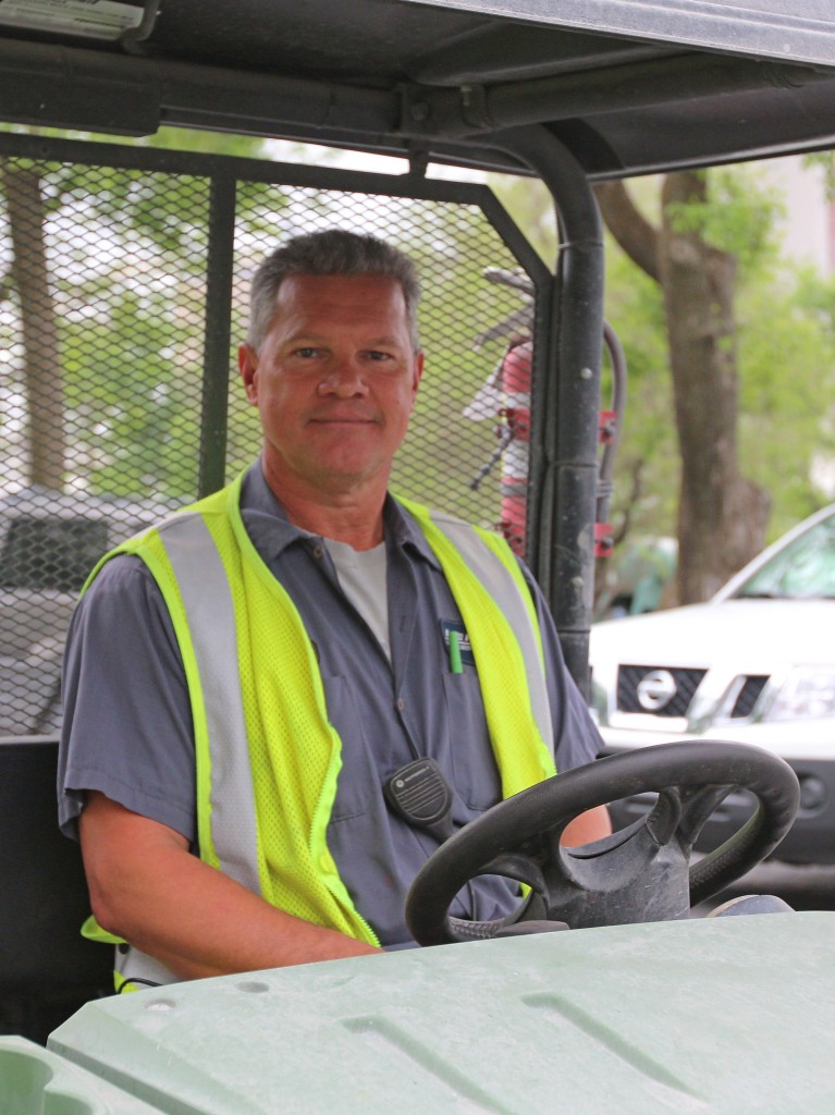 Steve Lorenz Cement Worker of the Month